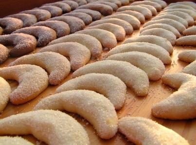 Vanilkové rošteky