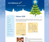 VašeVánoce.cz – potřebujete vědět, kdy a kde budou vánoční trhy?